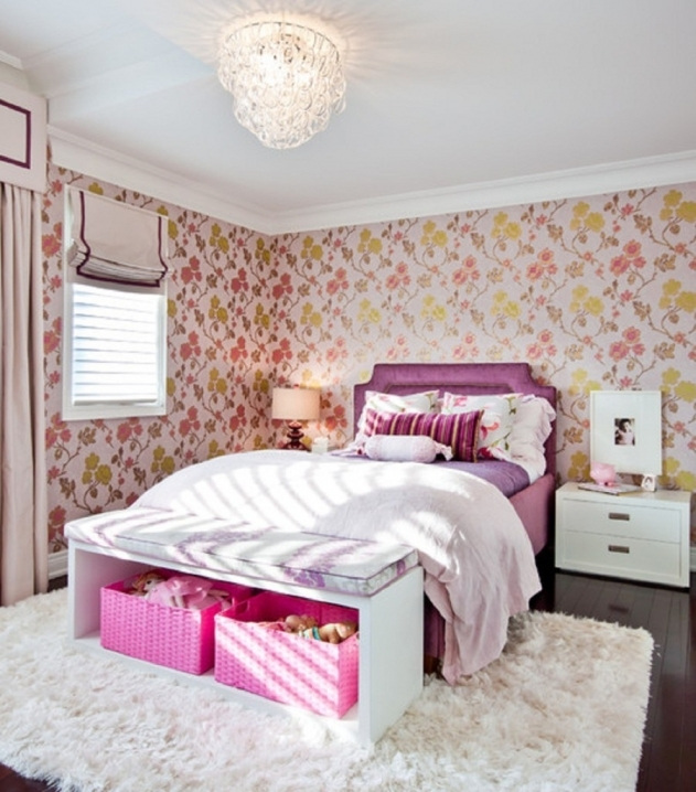 Chic Wallpaper for Walls Shabby Chic Decorating Ideas Shabby Chic 631x718