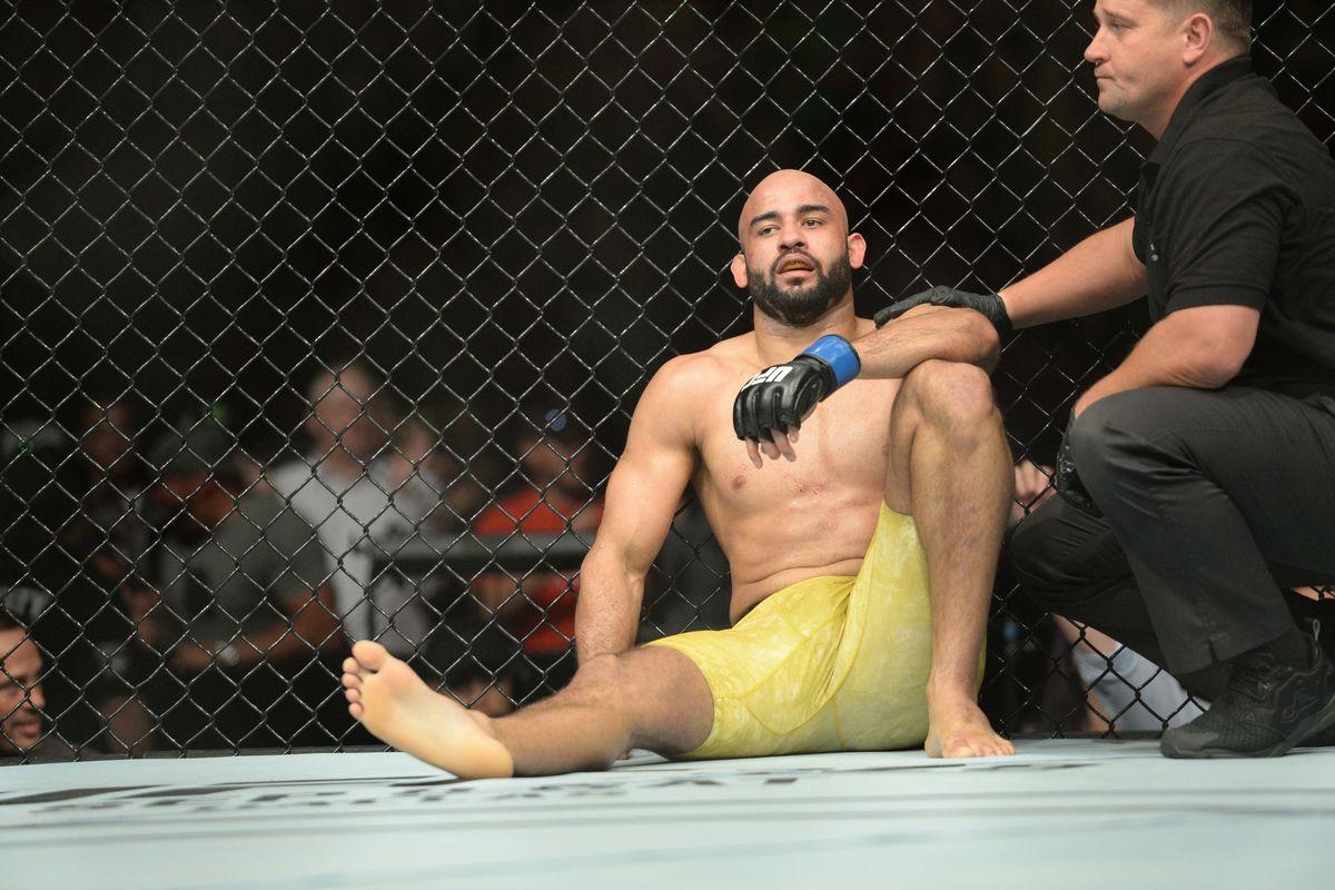 UFC Fight Night 135 injuries medical suspensions Half a dozen 1200x800