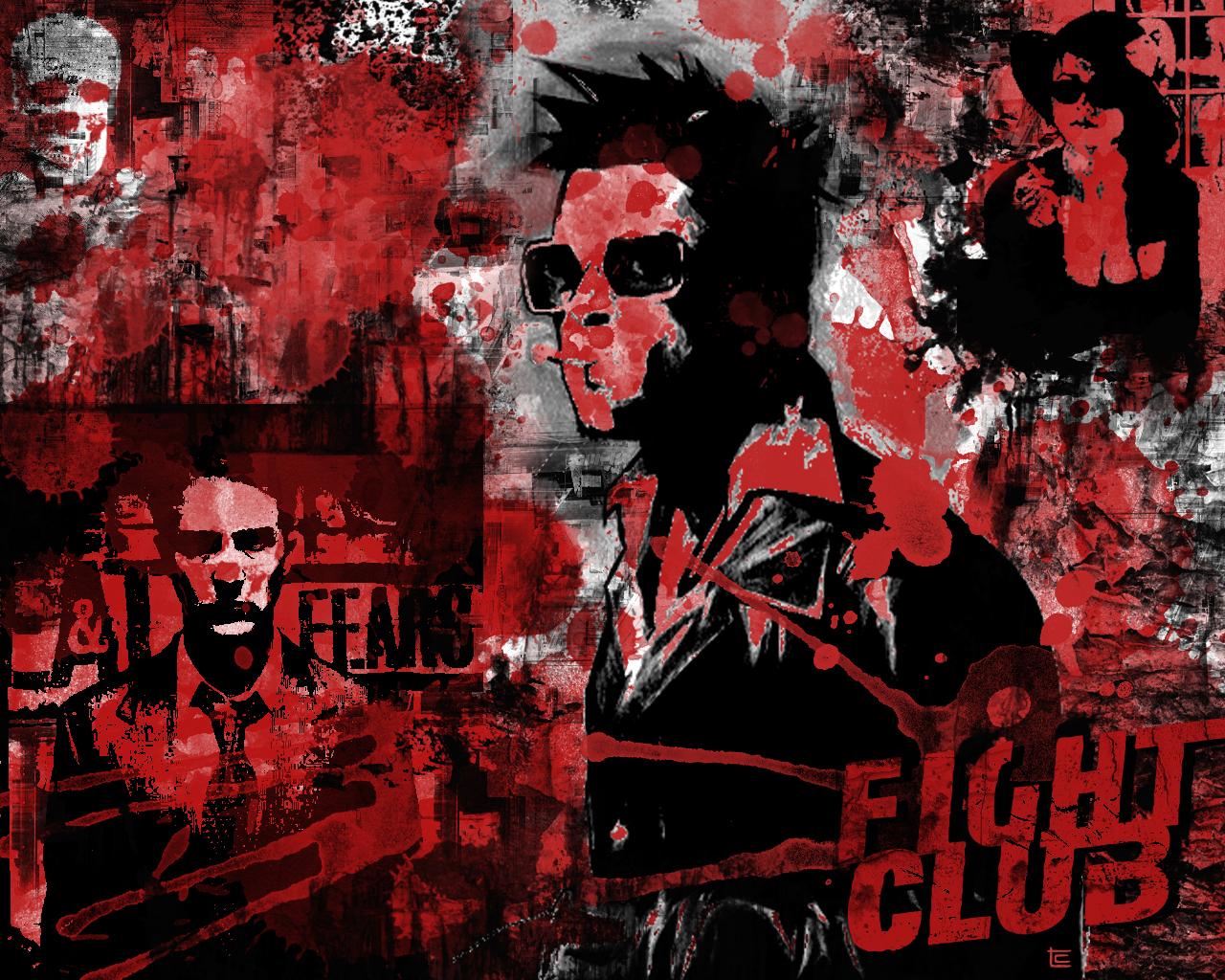 Fight Club Computer Wallpapers Desktop Backgrounds 1280x1024