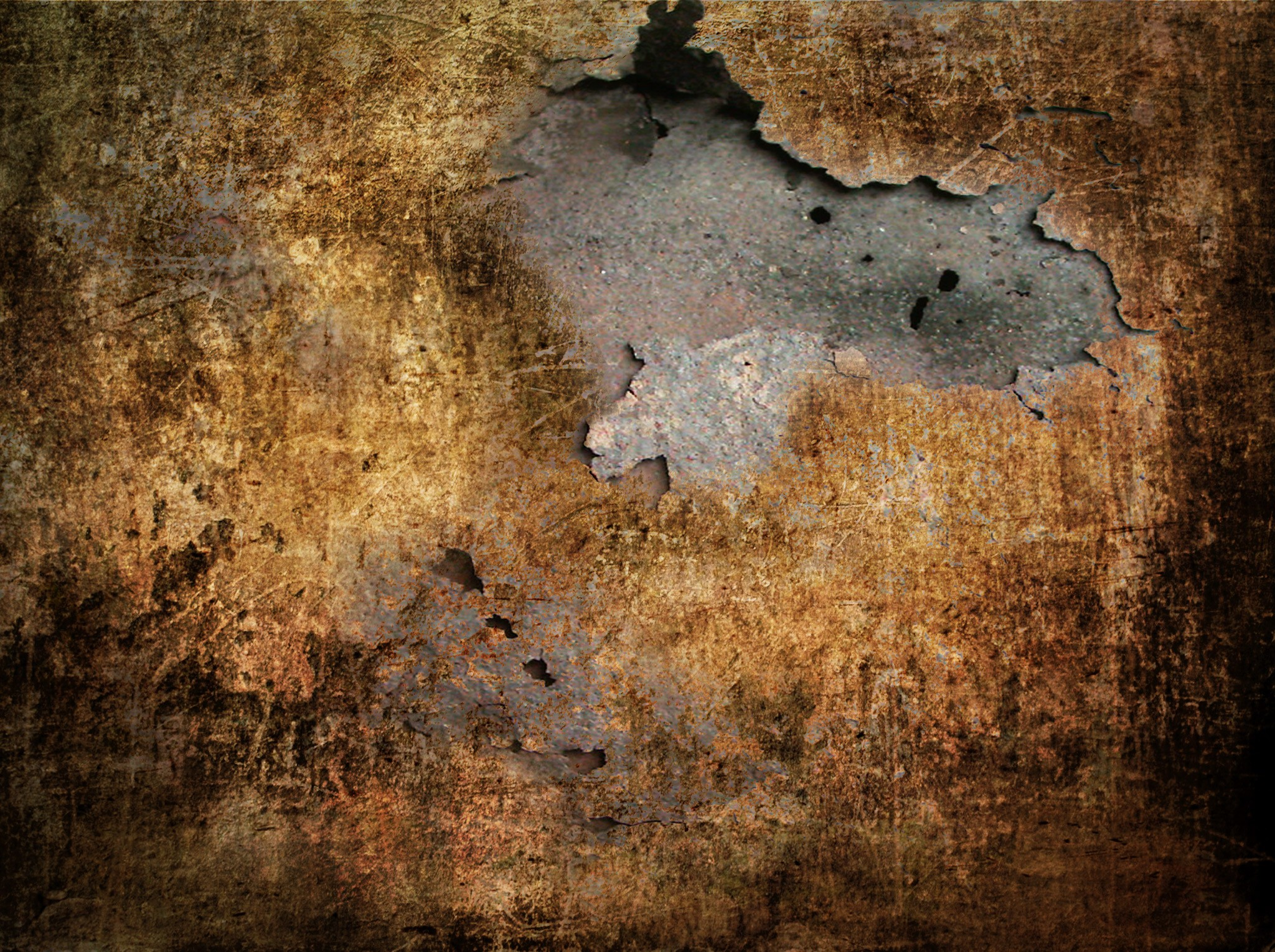 Grunge Textures Wallpaper 2048x1530 Grunge Textures 2048x1530