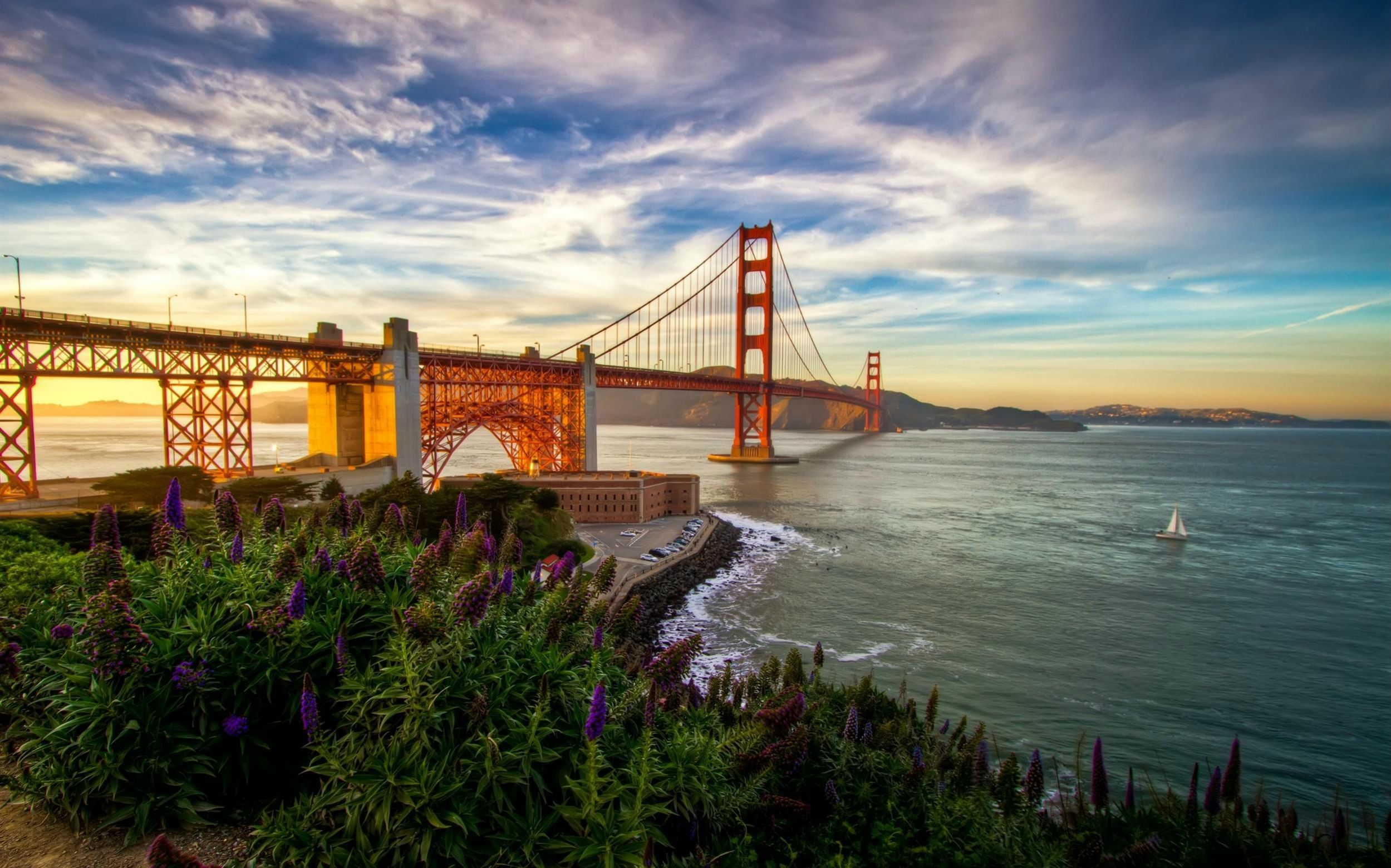 Daily Wallpaper Summer in San Francisco I Like To Waste My Time 2499x1561