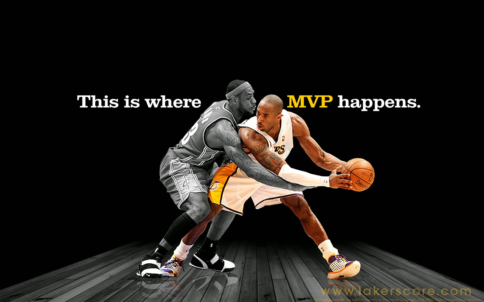 Wallpapers Kobe Bryant HD NBA   Fondos De pantallasWallpaper 1600x1000