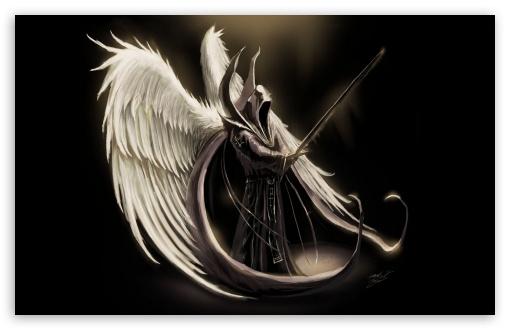 Fallen Angel Art HD desktop wallpaper High Definition Fullscreen 510x330