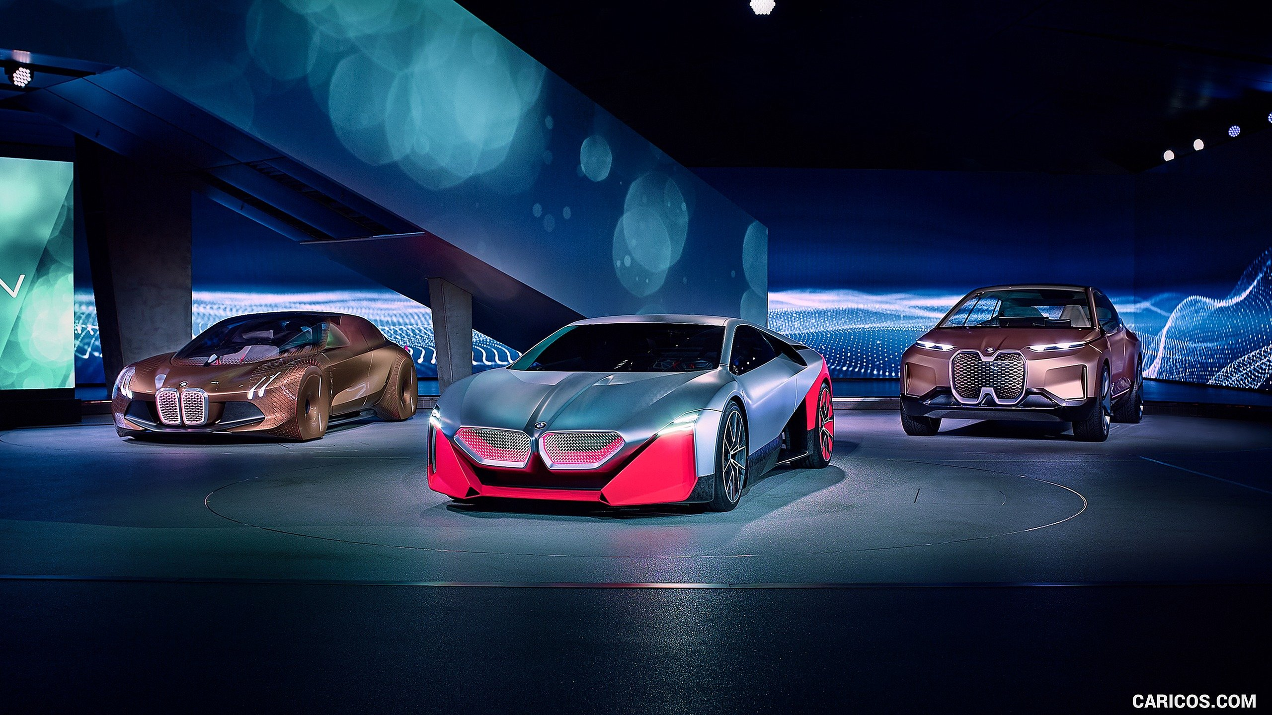 2019 BMW Vision M Next   Presentation HD Wallpaper 95 2560x1440