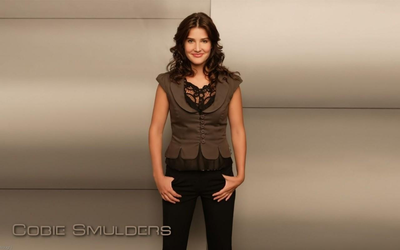 Like Every Body Cobie Smulders New HD Wallpapers 2012 1280x800