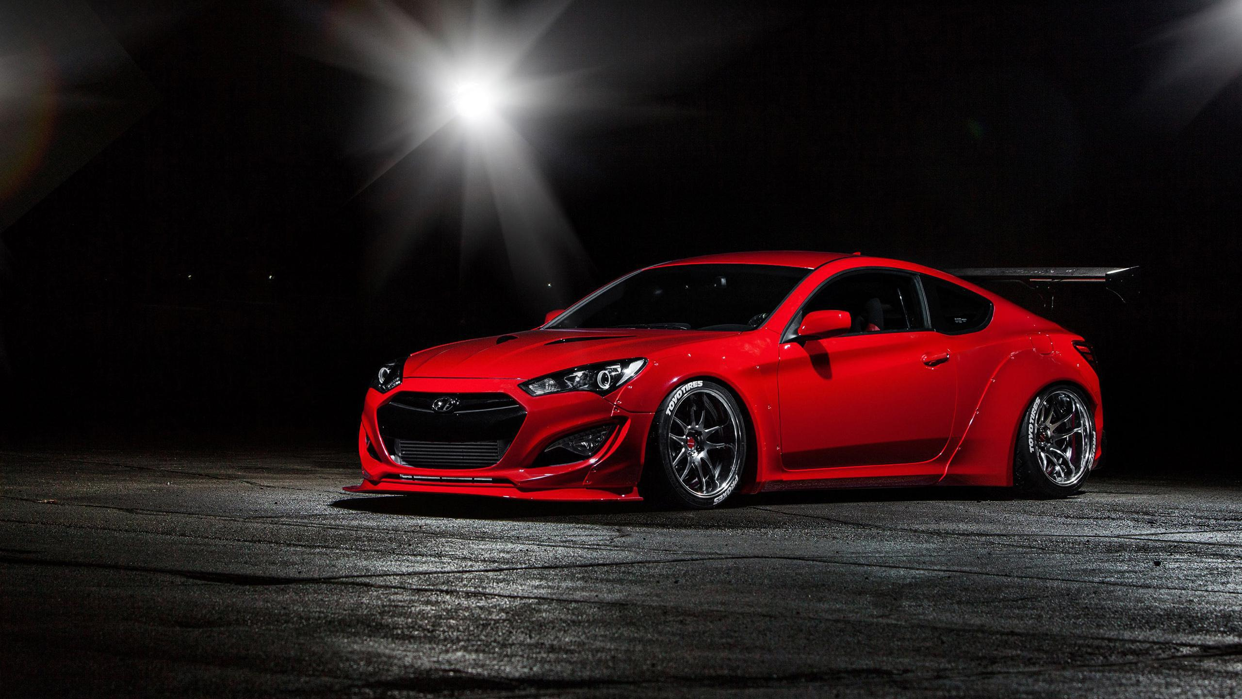 Hyundai Genesis Coupe Wallpapers Images Photos Pictures Backgrounds 2560x1440