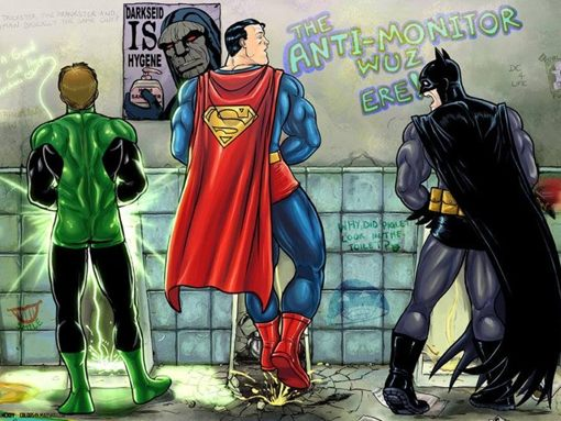 Download Funny Superheroes wallpapers to your cell phone   cartoon 510x383