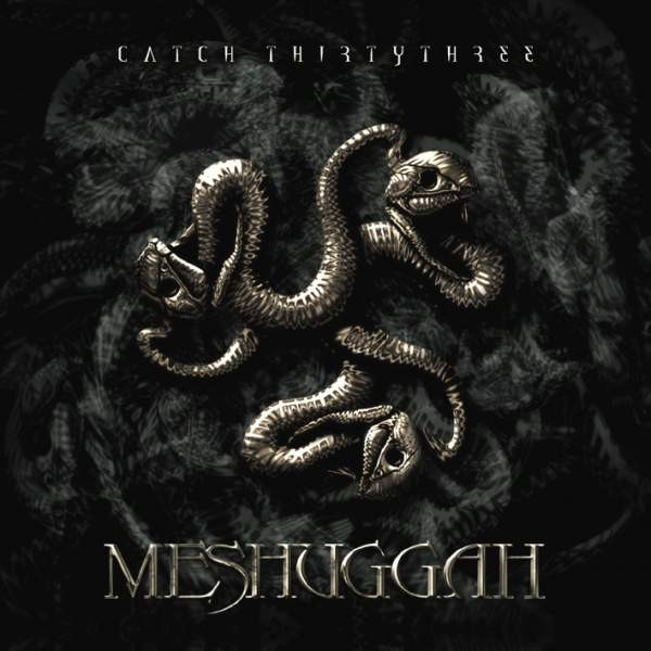 Meshuggah Nothing Wallpaper Catch 33 review catch 33 600x600