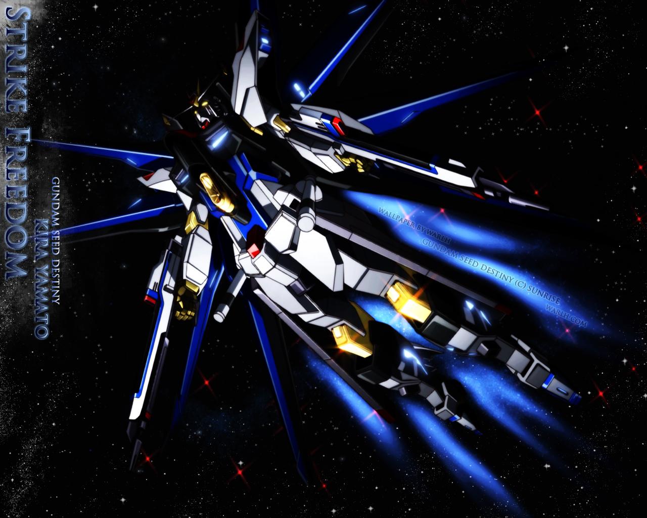 Wallpaper Gundam Seed Destiny   fond dcran Gundam Seed Destiny 1280x1024