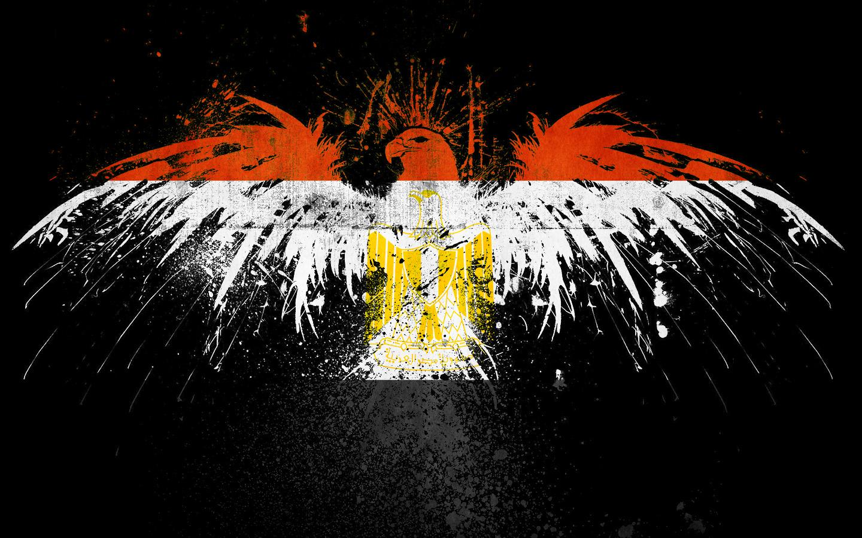 Egypt Flag Widescreen Wallpaper HD x