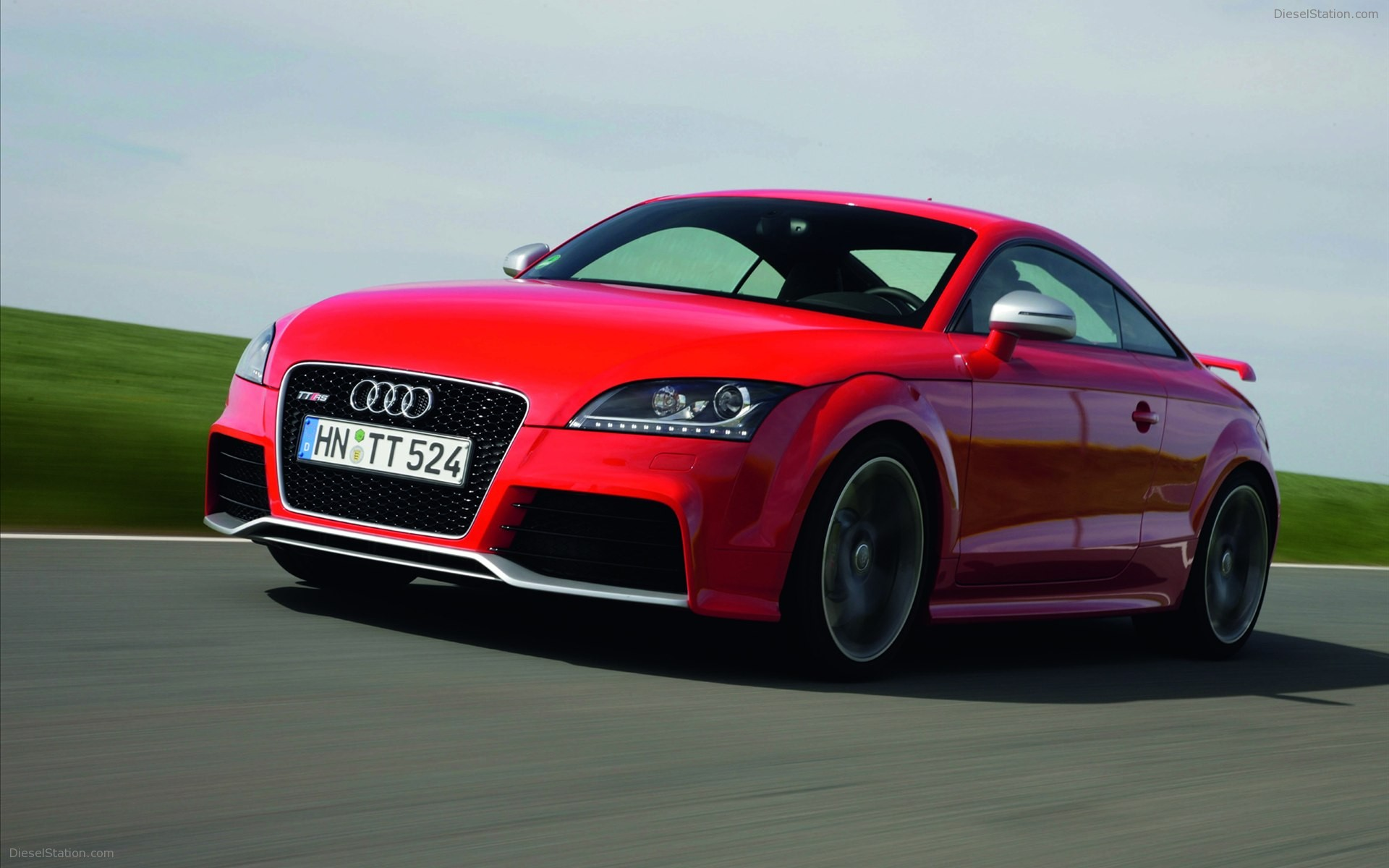Audi TT RS 2012 Widescreen Exotic Car Wallpaper #69 of 158 ...