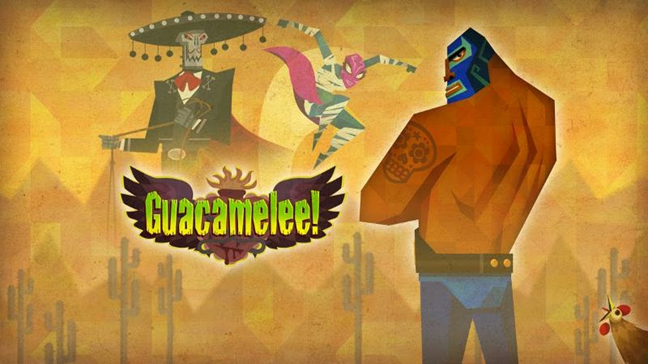 Guacamelee HD Wallpapers and Background Images   stmednet 1280x720
