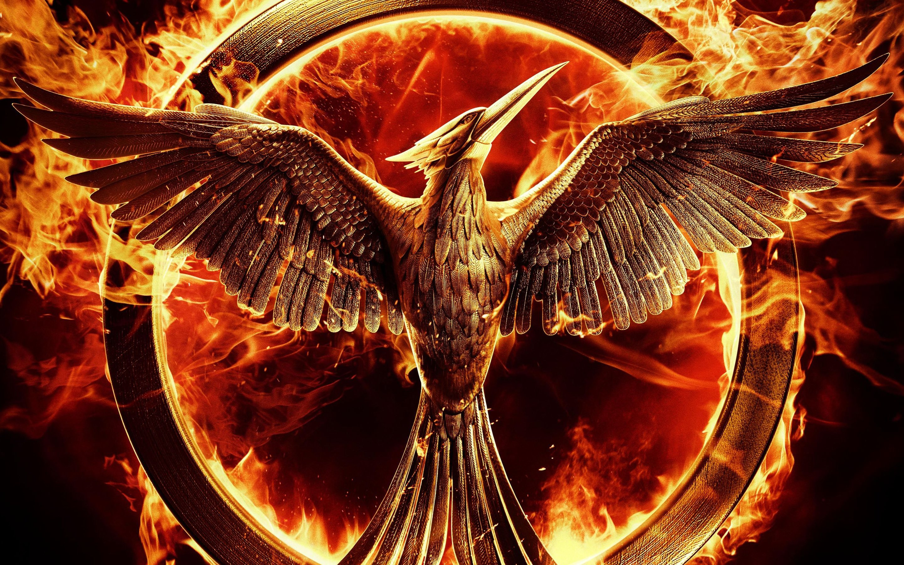 The Hunger Games Mockingjay Wallpapers HD Wallpapers 2880x1800