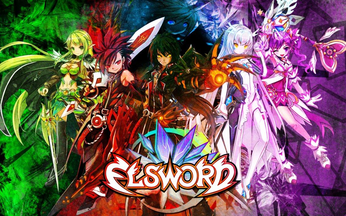 Elsword Wallpaper HD 1131x707