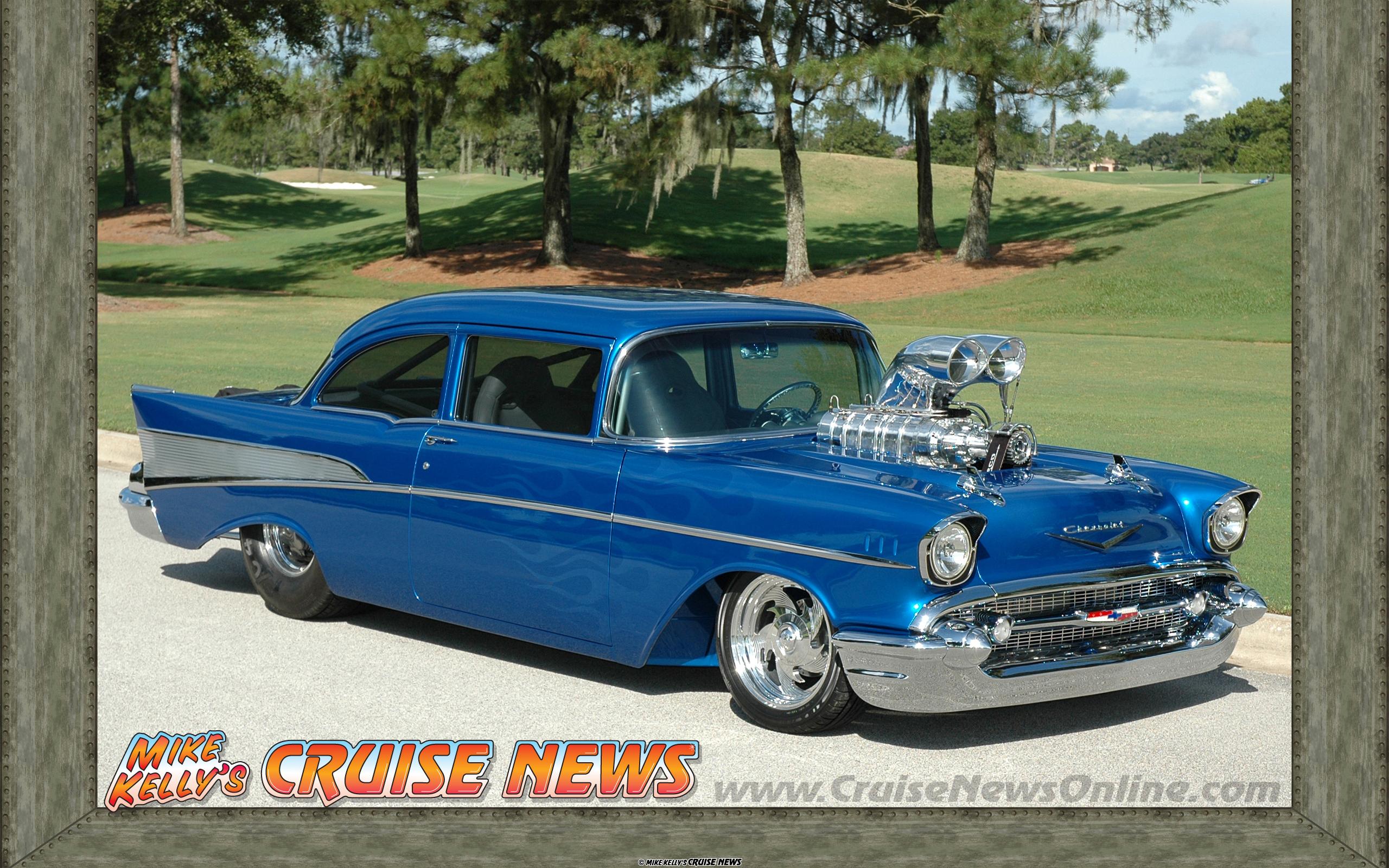 1957 Chevrolet Bel Air Convertible HD desktop wallpaper ...