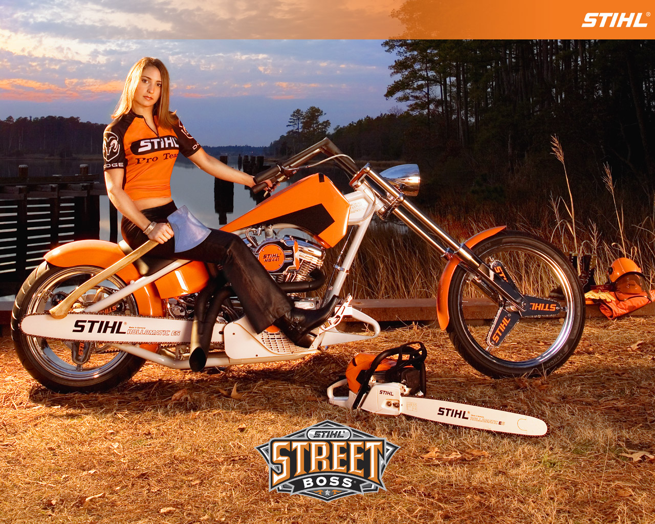 download STIHL wallpaper 12 1280jpg [1280x1024] for your 1280x1024