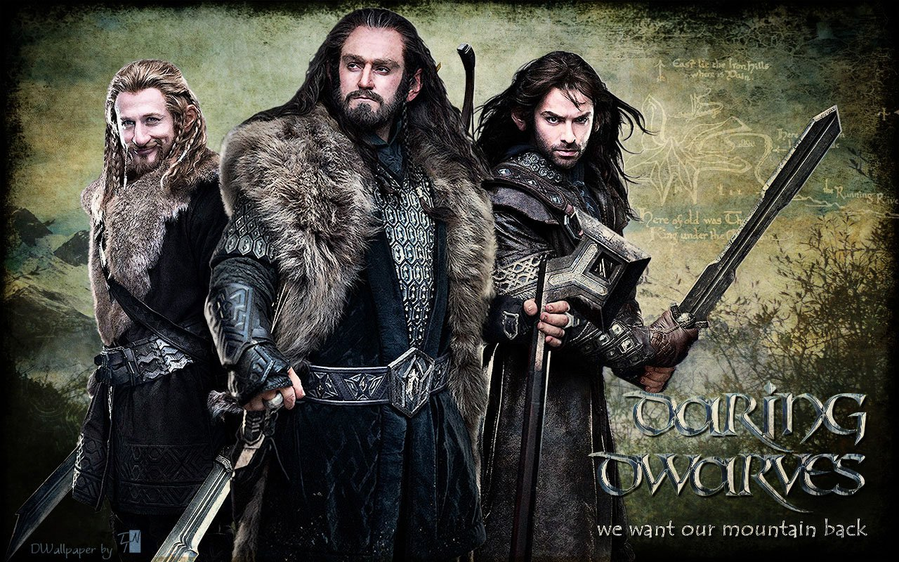 FiliKili and the others images FiliKili and Thorin HD wallpaper 1280x800