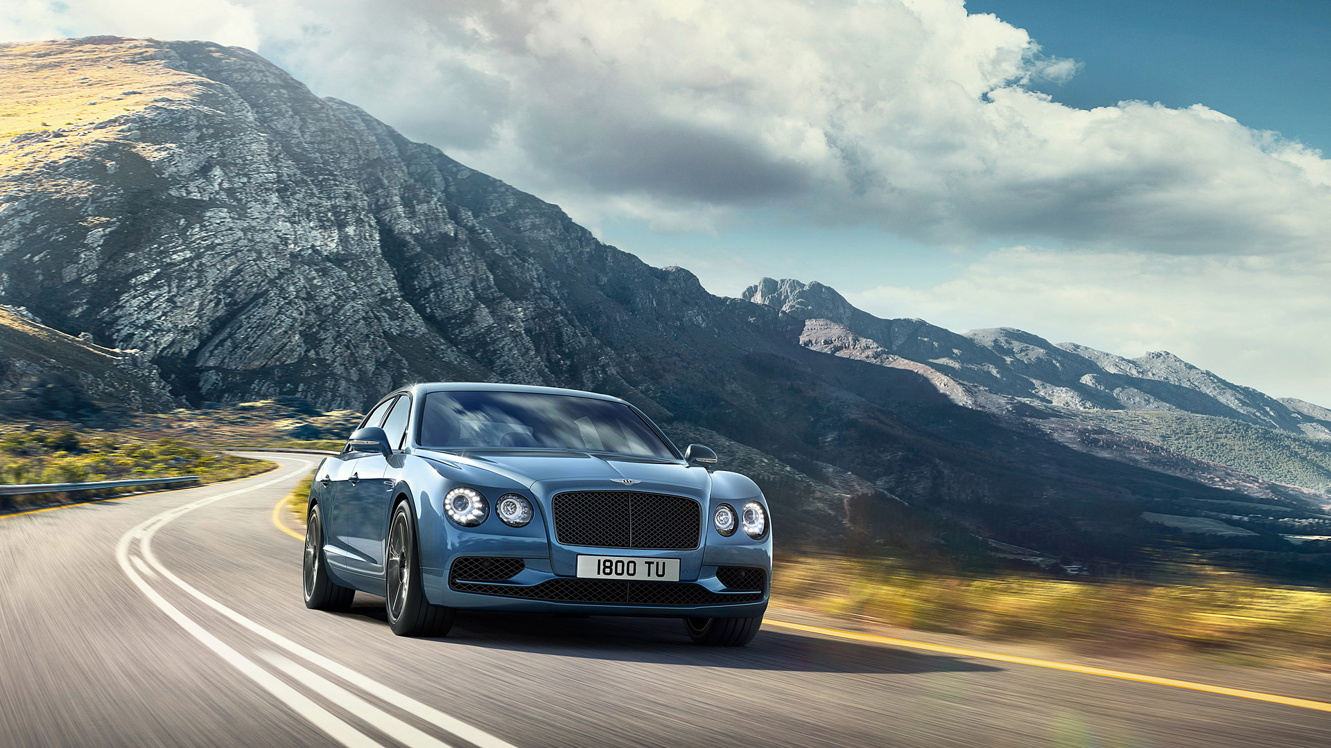 2017 Bentley Flying Spur W12 S Wallpapers HD Images   WSupercars 1920x1080