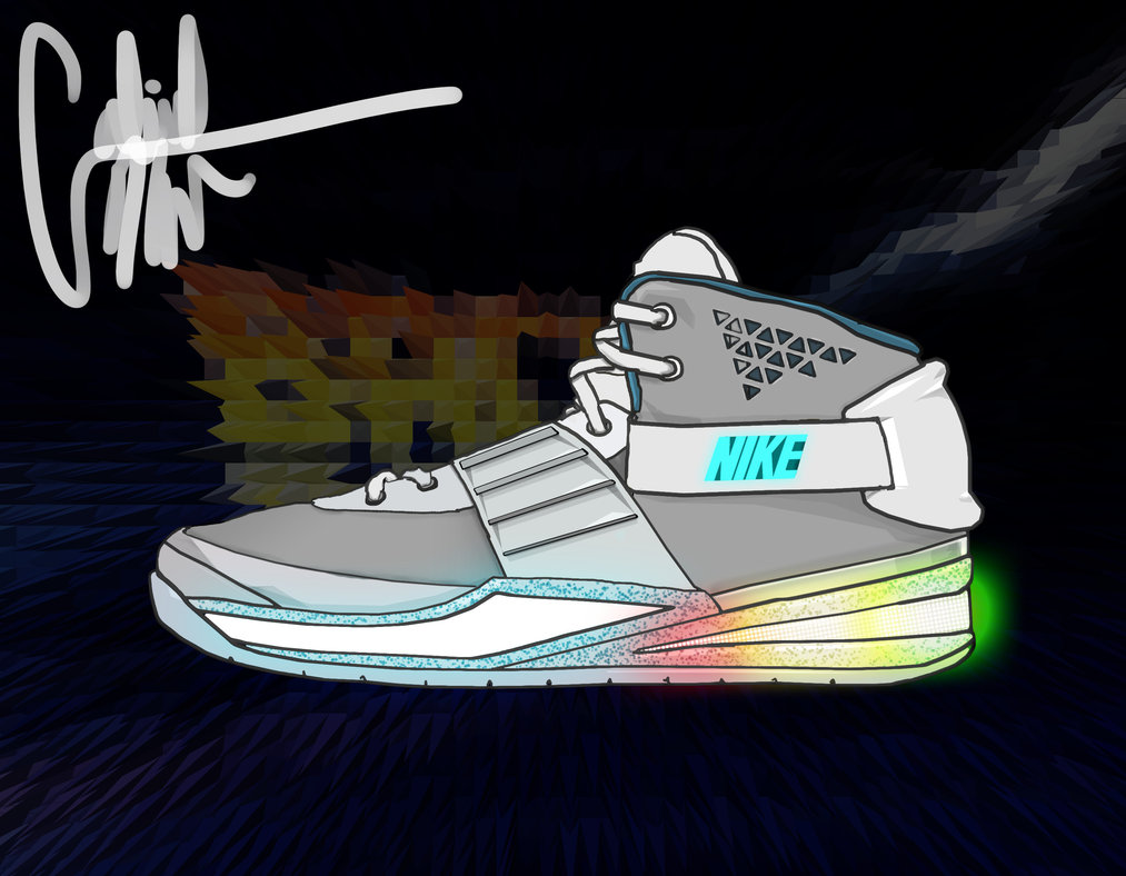 Nike ZoomAir MAG Revis Yeezy by Guvs 1013x788