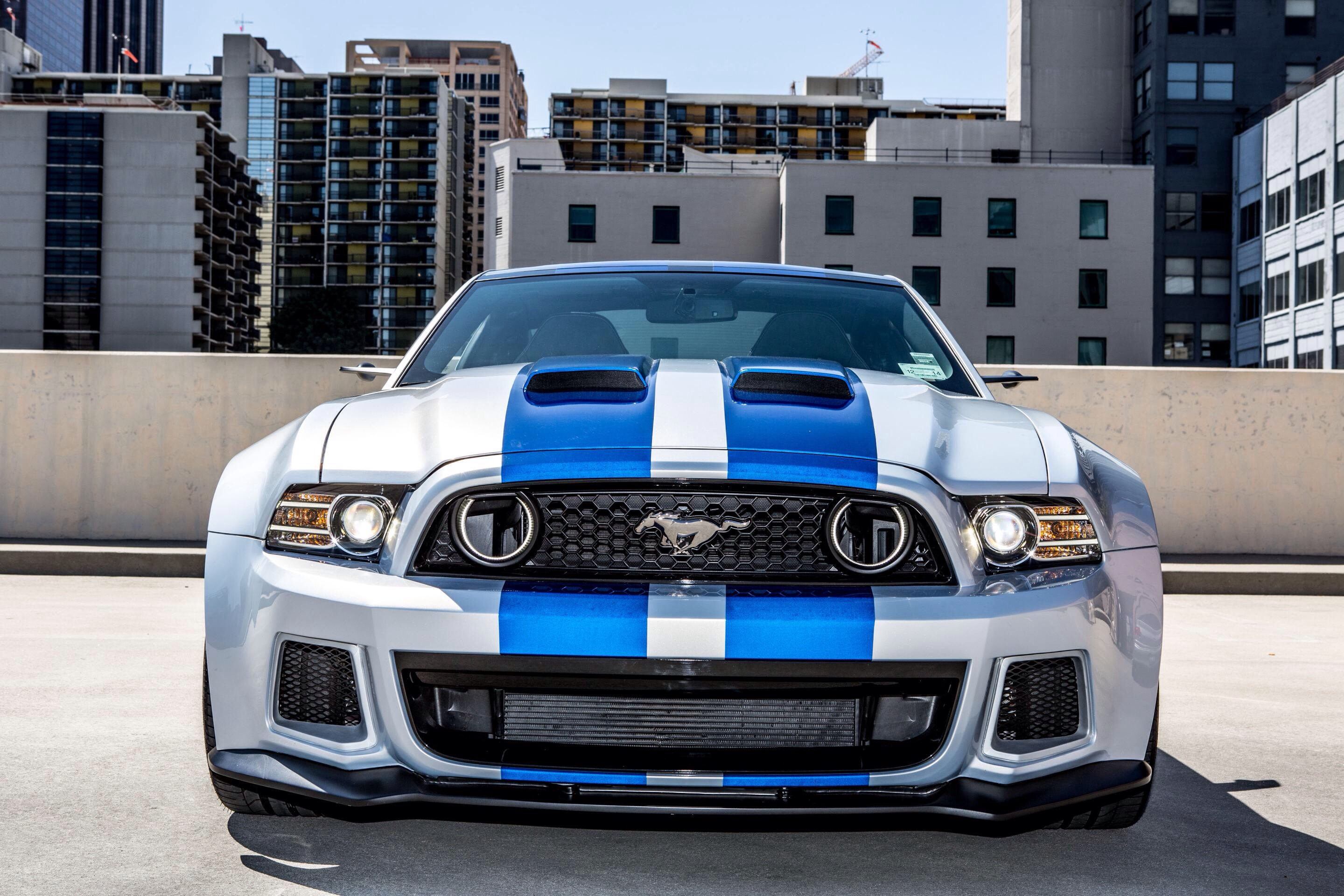Video New Need For Speed Commercial Features 2015 Mustang   The 2880x1920