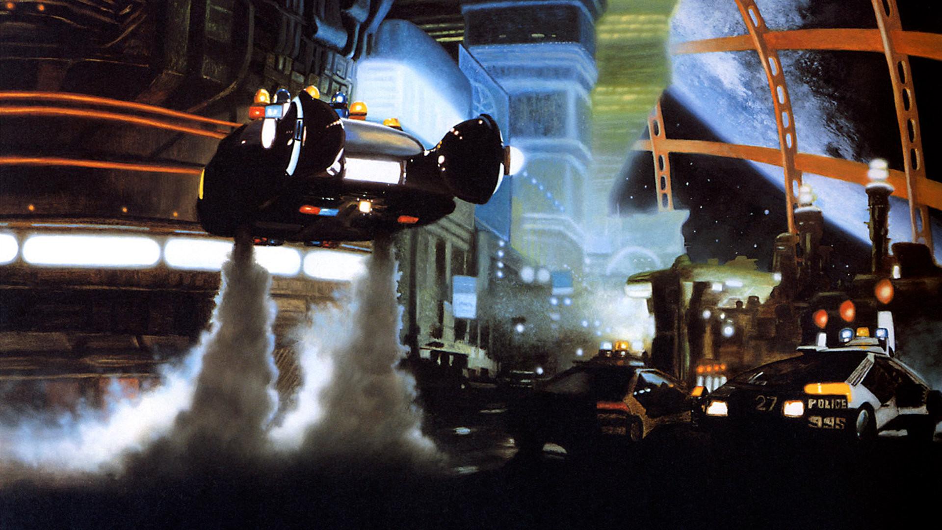 Blade Runner Wallpapers HD 5 Wallpapers Photo 1920x1080