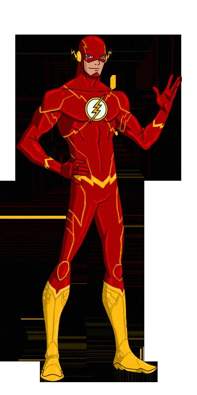 DC New 52The Flash Animated by kyomusha 400x800