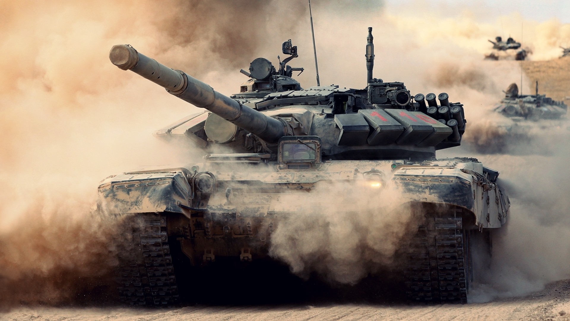 Russian Military Tank HD Wallpapers 1920x1080