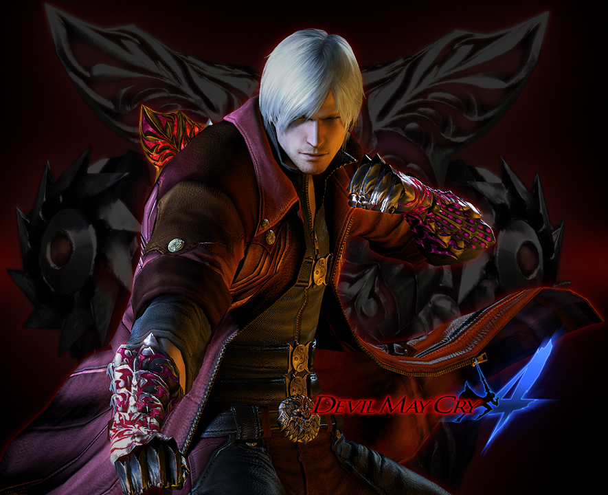 Dante Devil May Cry 4   Devil May Cry Photo 543988 885x720