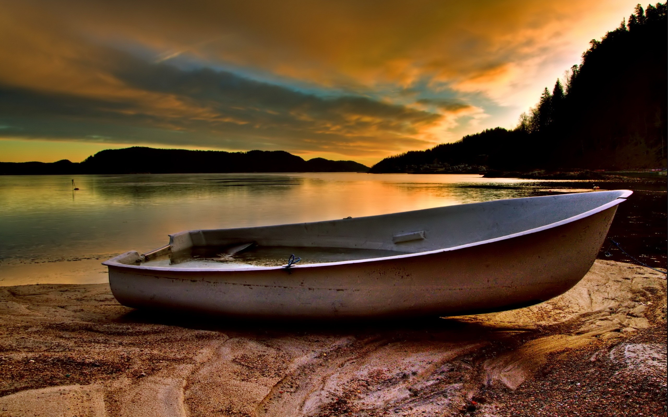 Boat Full HD Wallpaper and Background Image 2560x1600 2560x1600