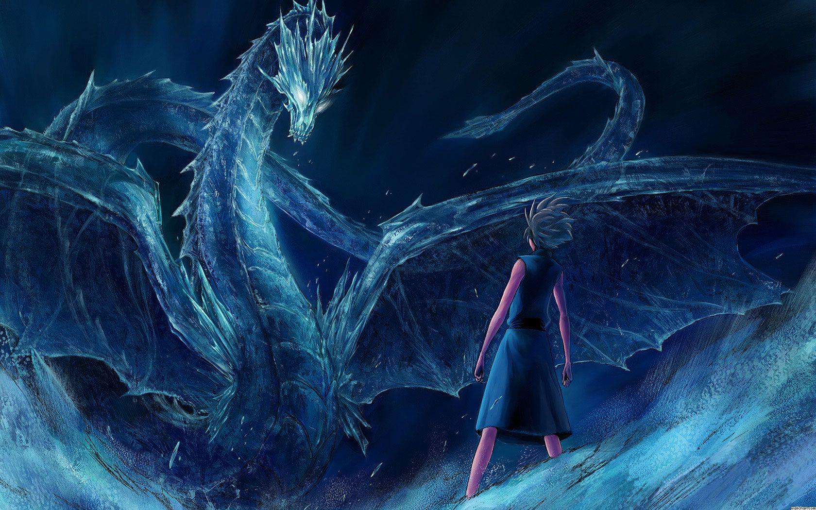 Blue Dragon 27 Cool Wallpaper   Hivewallpapercom 1680x1050