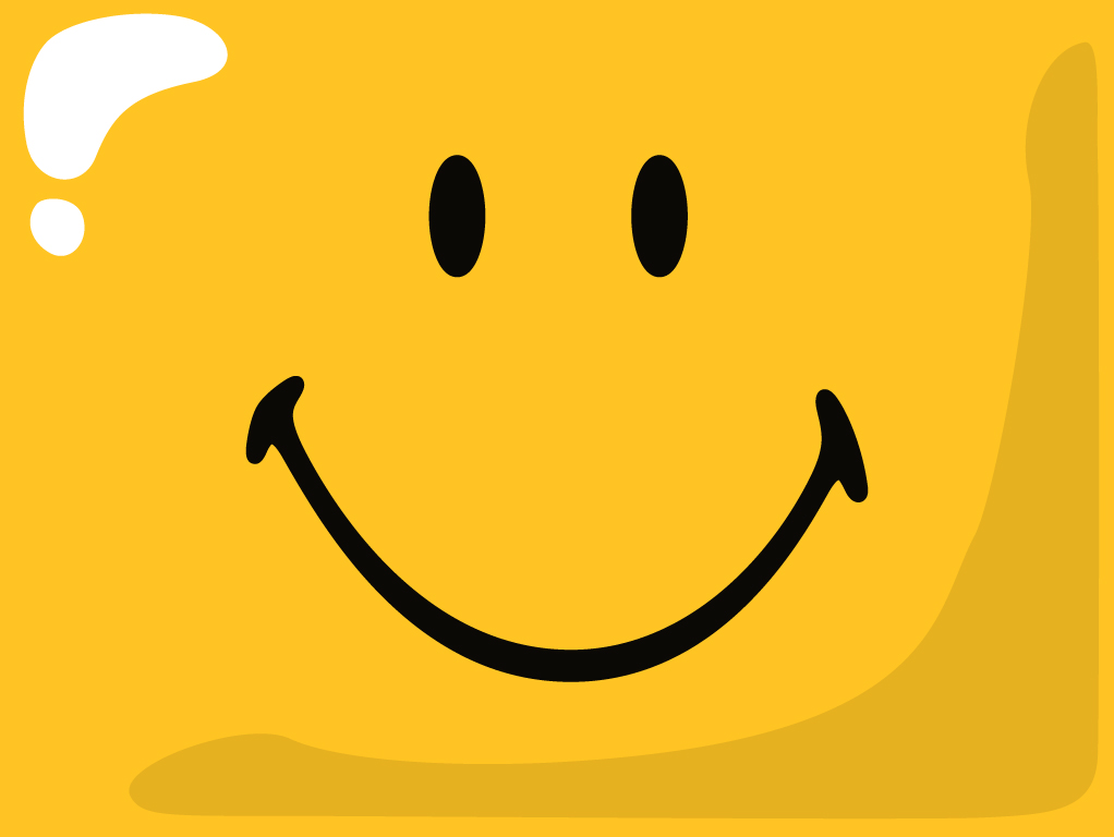Wallpaper Smiley Emoticon Wallpapersafari