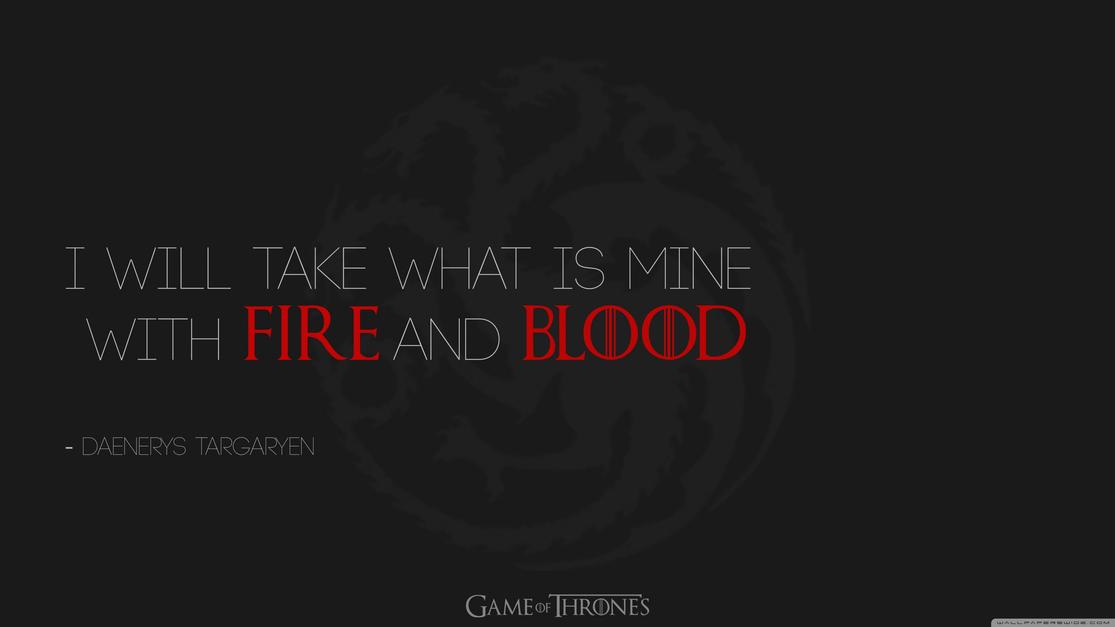 22 Game Of Thrones Quotes Wallpapers On Wallpapersafari