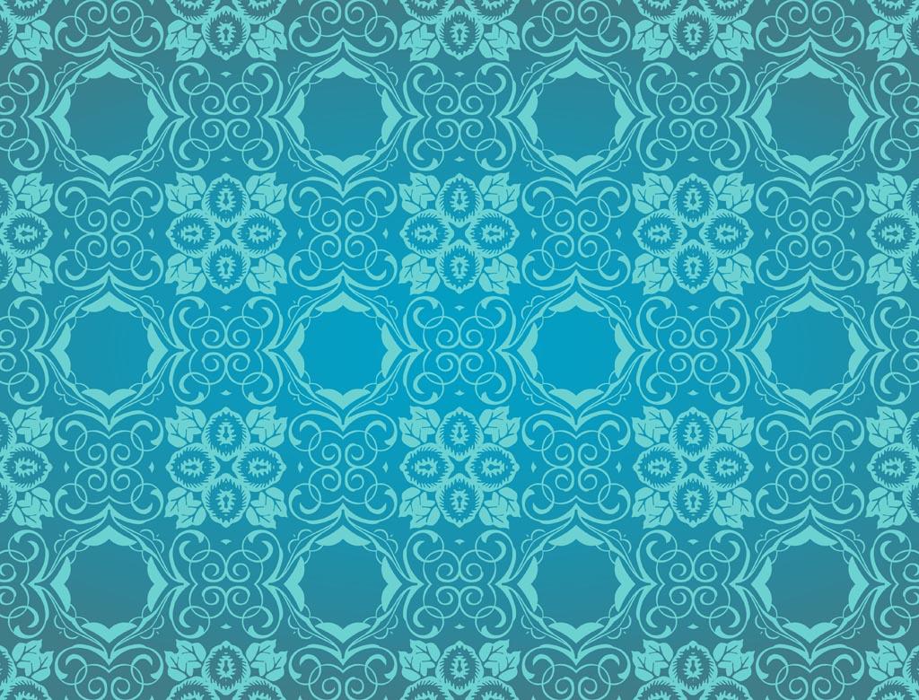 Victorian Wallpaper Vector Pattern Victorian Vectors 1024x780