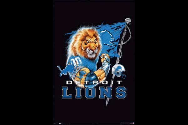 Detroit Lions Desktop Wallpaper