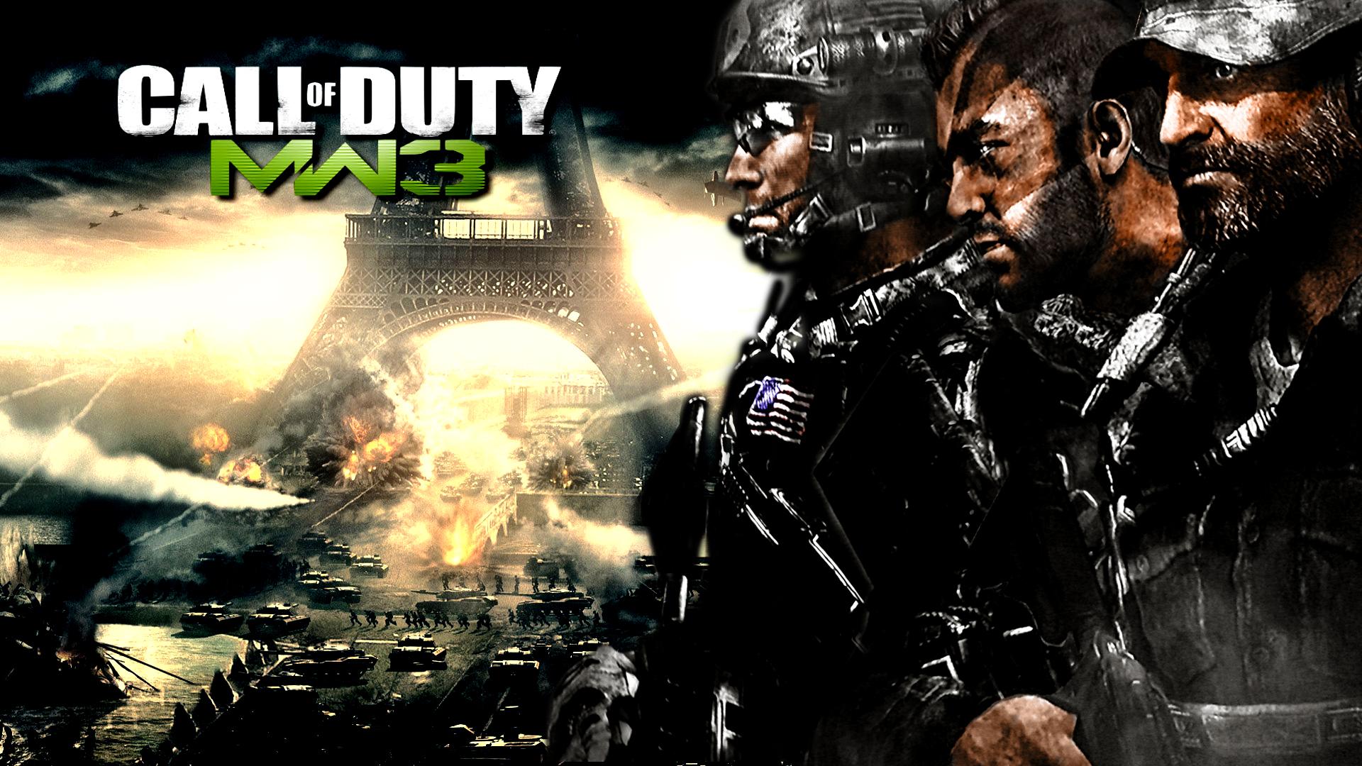 download Call Of Duty Modern Warfare 3 Wallpaper Hd 257899 1920x1080