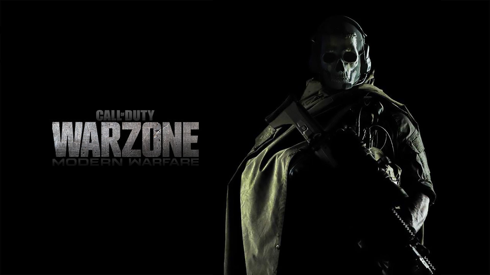 Call Of Duty Modern Warfare Warzone  Wallpaper 2 by thetruemask on 1920x1080