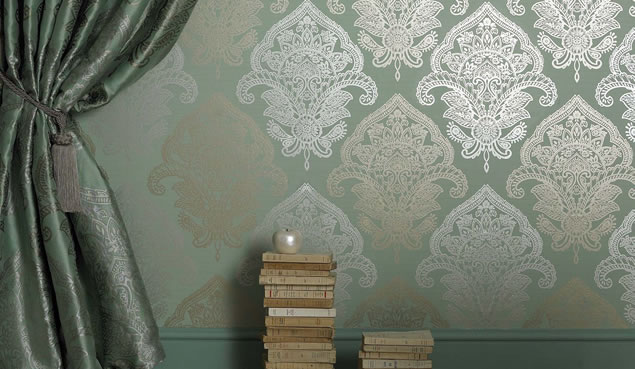 Search for designer wallpapers at My Interiors Online 635x369