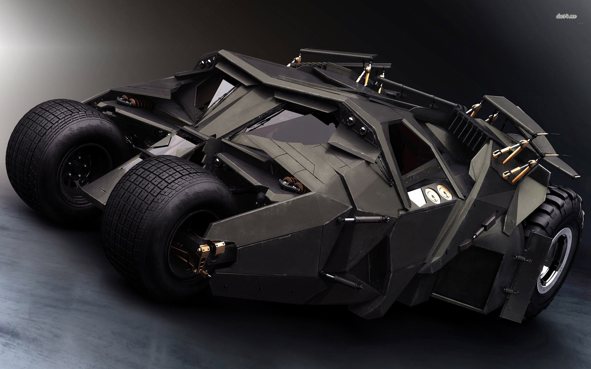 Batmobile   Batman wallpaper   817527 1920x1200