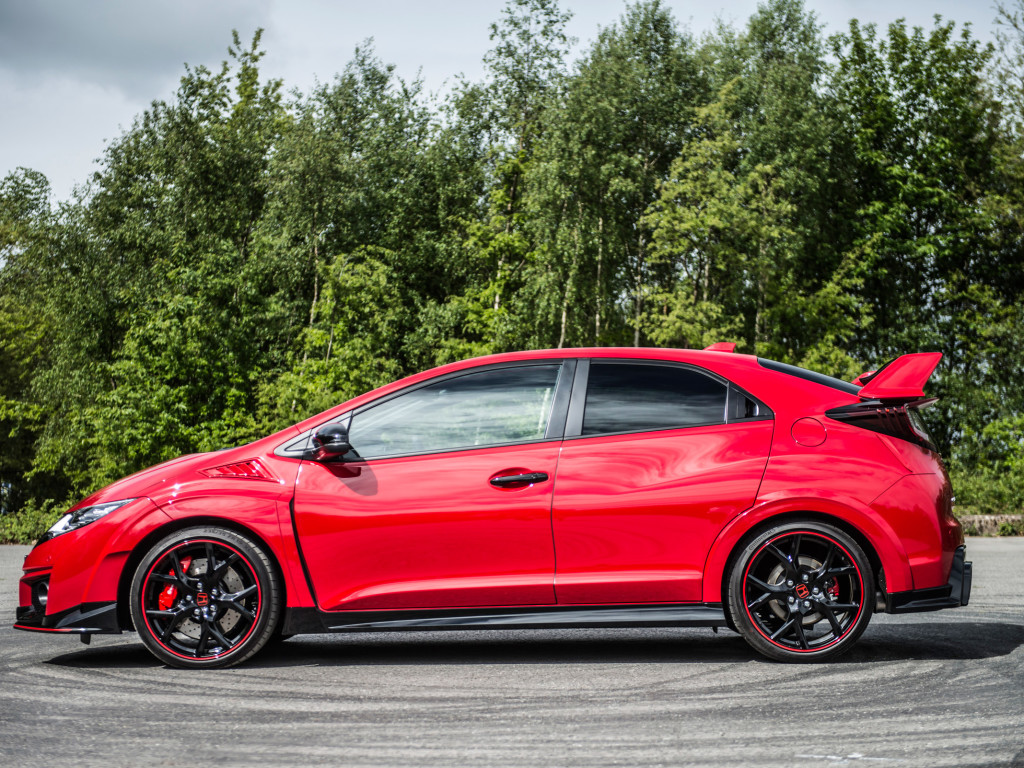 Civic Type R Red RHD HD Wallpaper 6245 1024x768