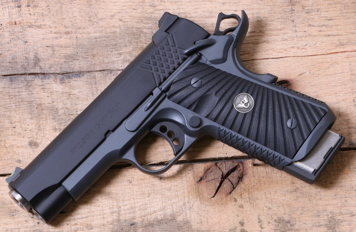 Wilson Combat X TAC Compact 45 ACP 110 Photos 4 1198x780