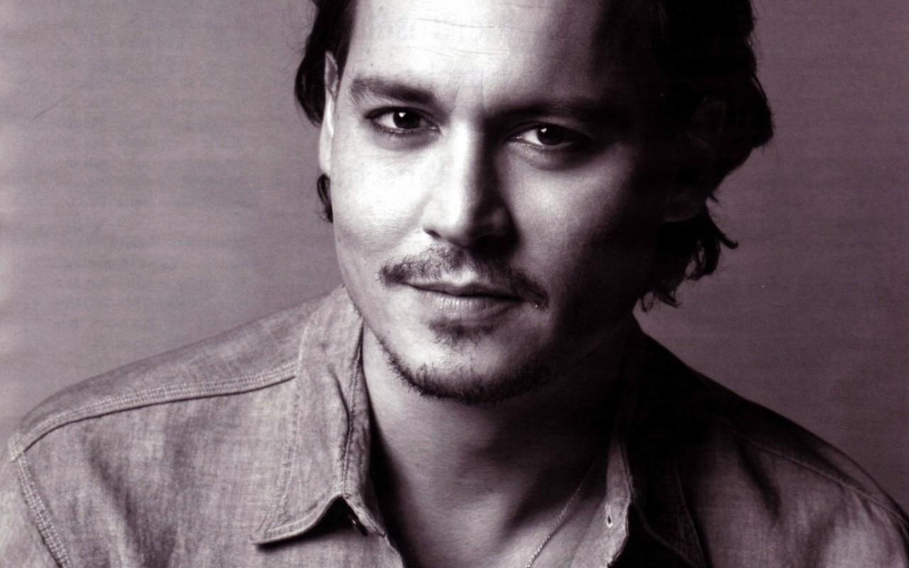 Johnny Depp Wallpaper Desktop Wallpapers 1280x800