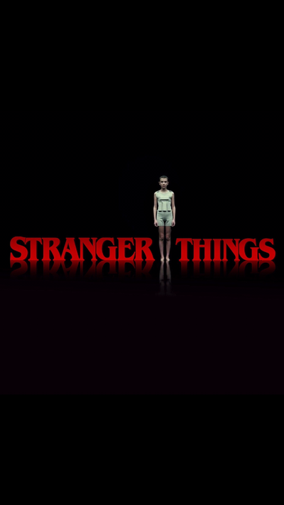 Stranger Things Wallpaper by DCTWDMARVEL 400x711