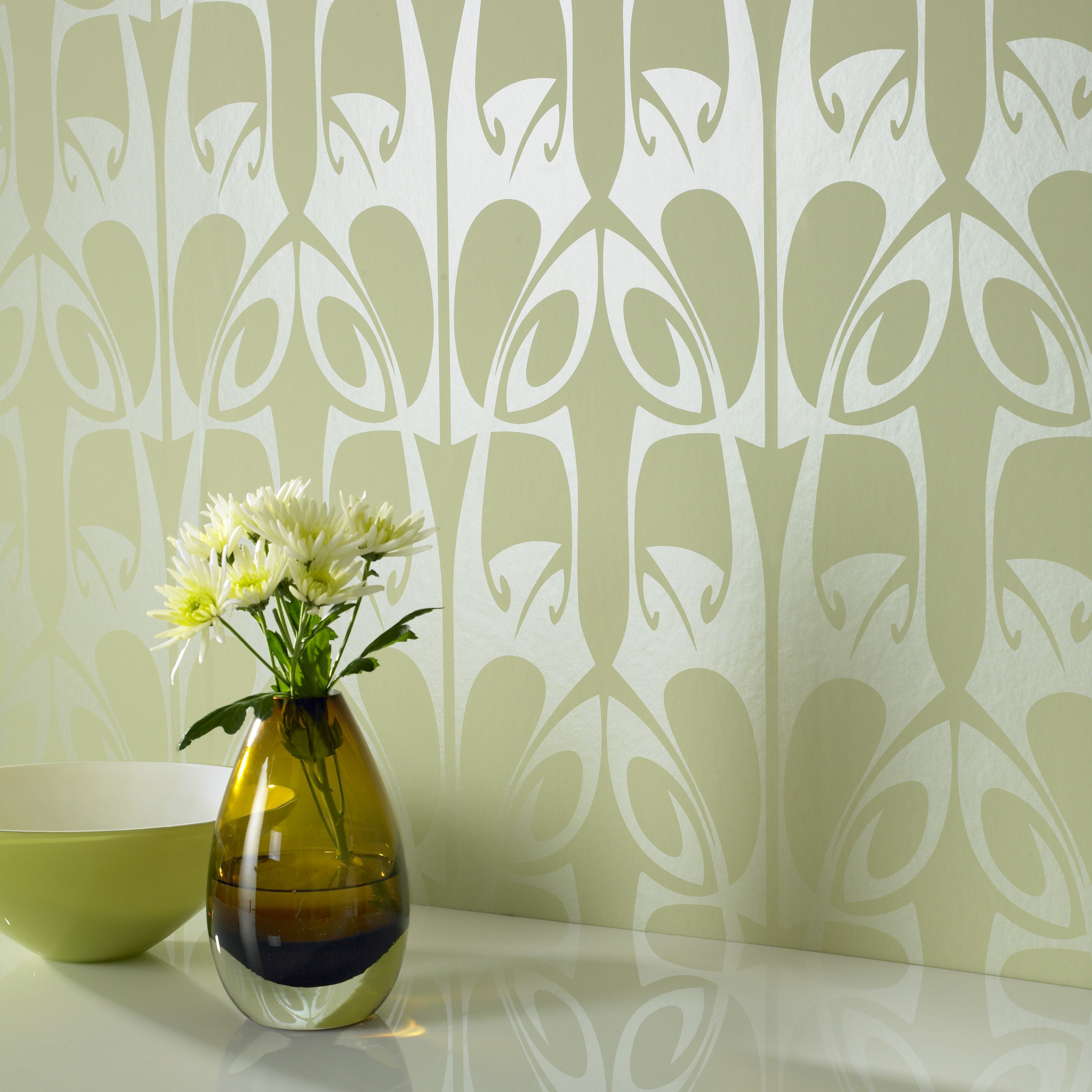 modern wallpaper from Graham and Brown 4080x4080