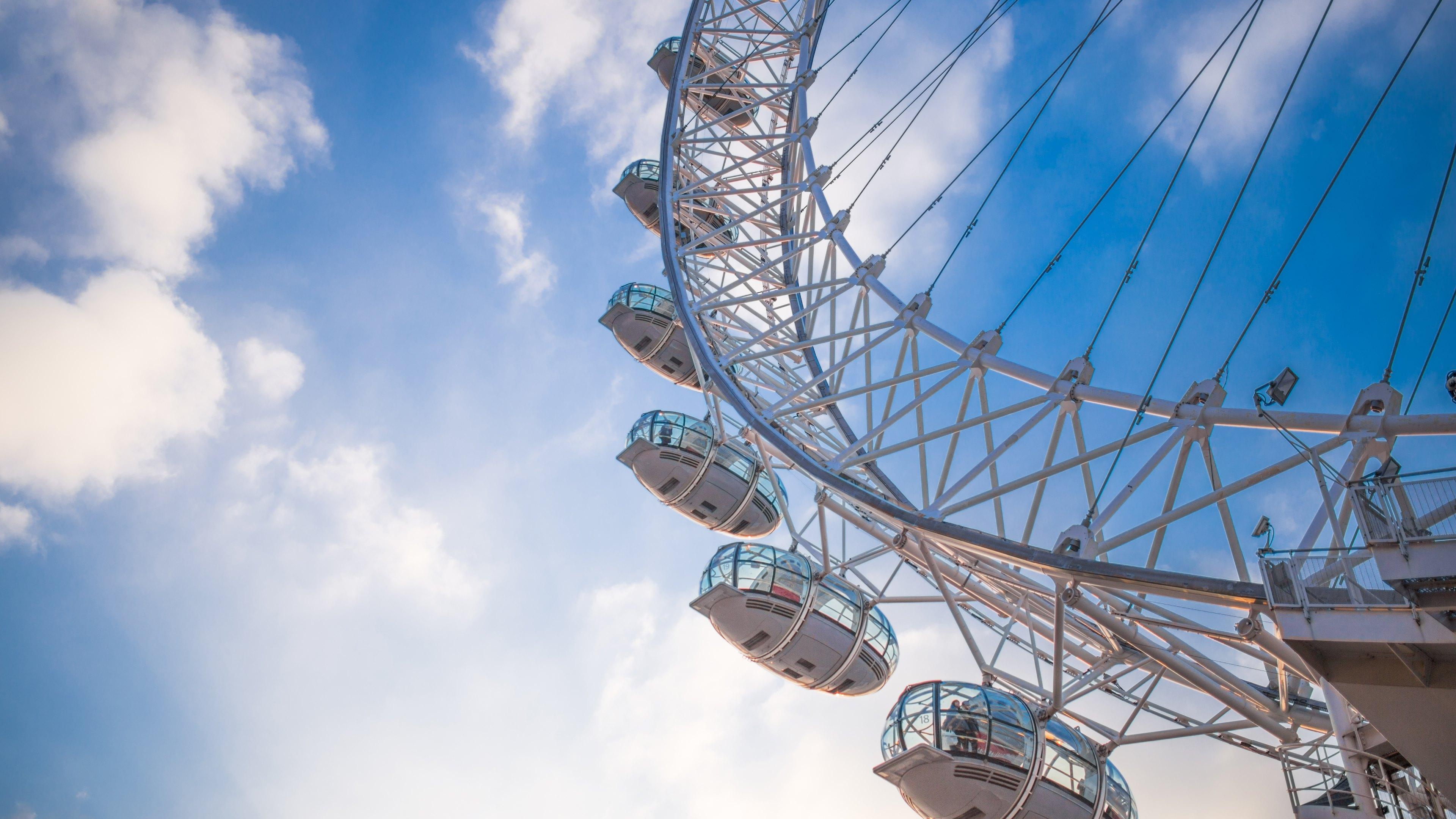 London Eye HD Wallpapers 4K Wallpapers 3840x2160