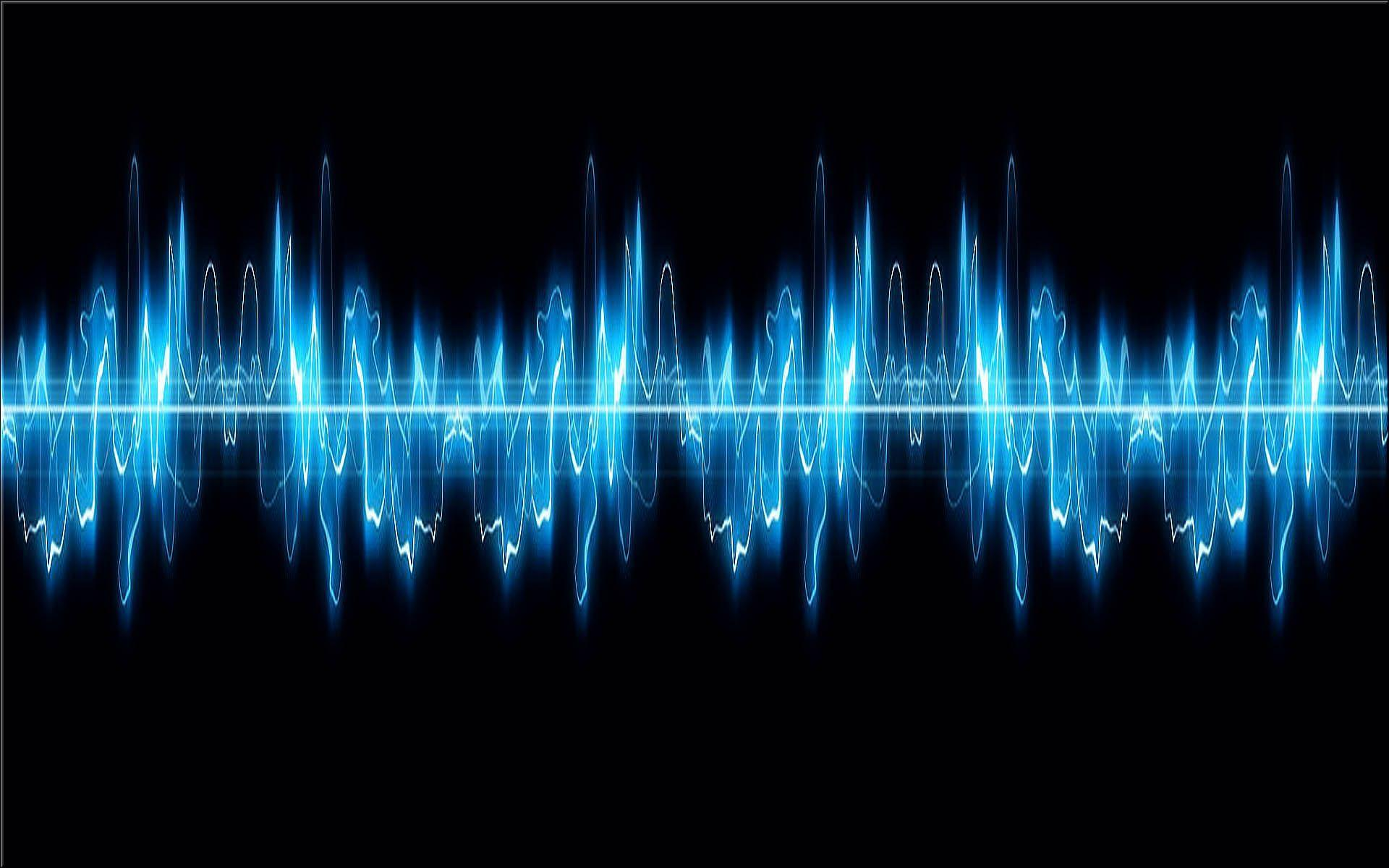Sound Wave Wallpapers 1920x1200