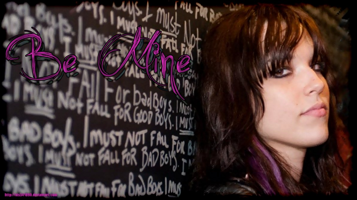 Free Download Be Mine Lzzy Hale 1 By Ais541890 1192x670