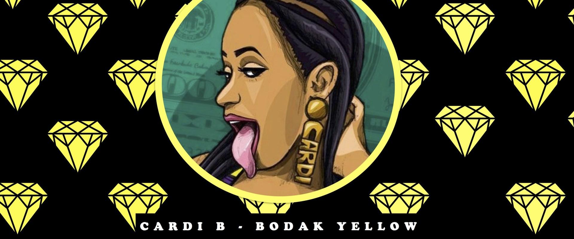 Cardi B Bodak Yellow Ashton McCreight Remix UP IN THE EAR 1920x800