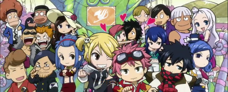 Fairy Tail Chibi Iphone Wallpaper Download
