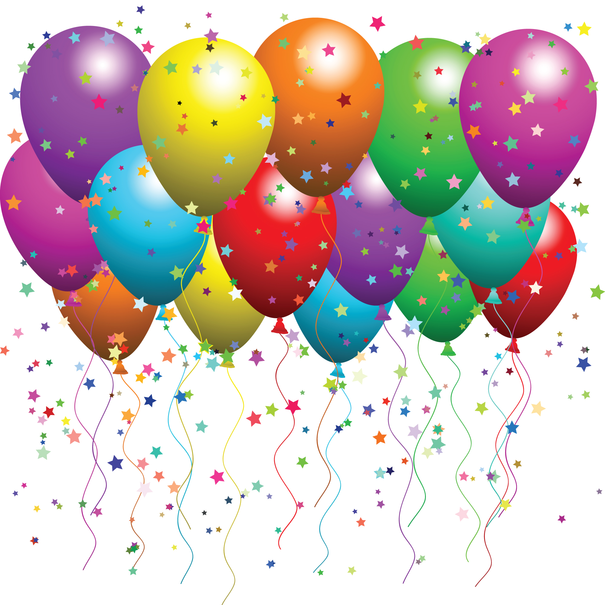 balloons celebration wallpaper - photo #38