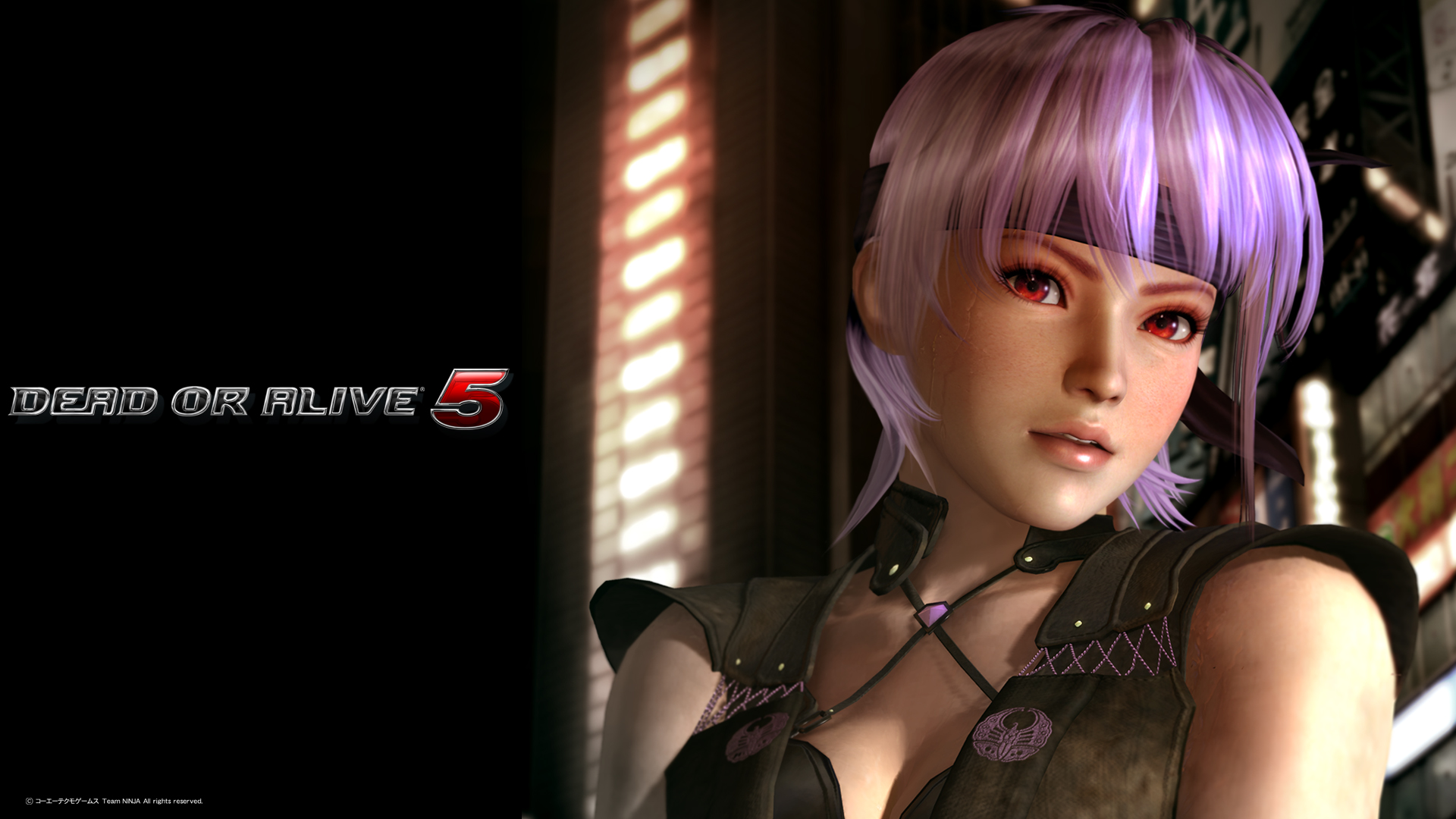 dead or alive 5 wallpapers 2 Capsule Computers 1920x1080